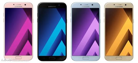 wallpaper galaxy a5 2017 samsung galaxy a5 2017 renders specs and pricing leak