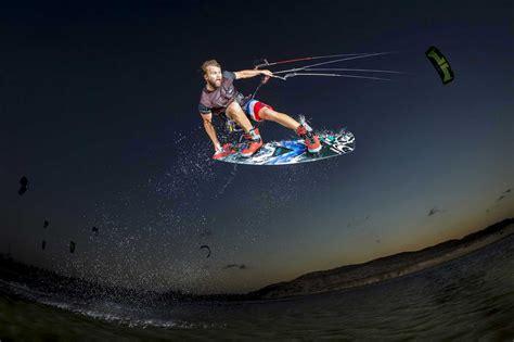 Sam Light by Sam Light Kitesurfing In Hayling Island His