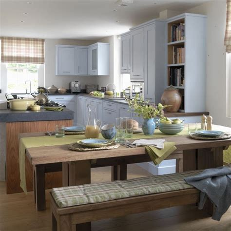 modern country kitchen housetohome co uk blue modern country kitchen housetohome co uk