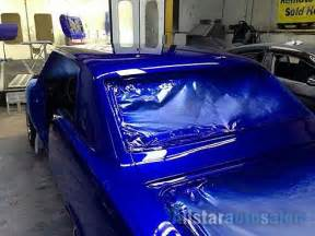 Bg 65 pontiac gto total classic restoration candy cobalt blue