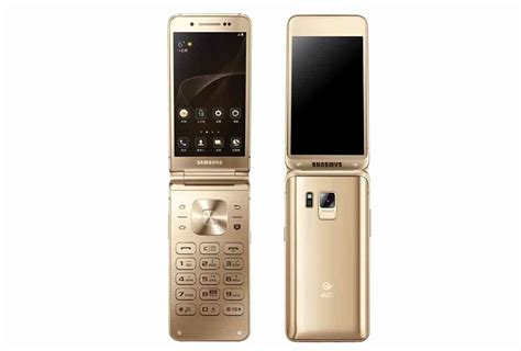Samsung W Flip Phone by Samsung W2017 Is A New High End Android Flip Phone Phonedog