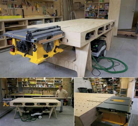Woodworking Building Paulk Workbench Plan Diy