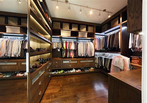 His Closet by Closets Duncan Cabinetry
