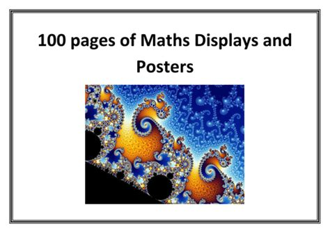 powerpoint tutorial ks2 maths displays with real life mathematics by