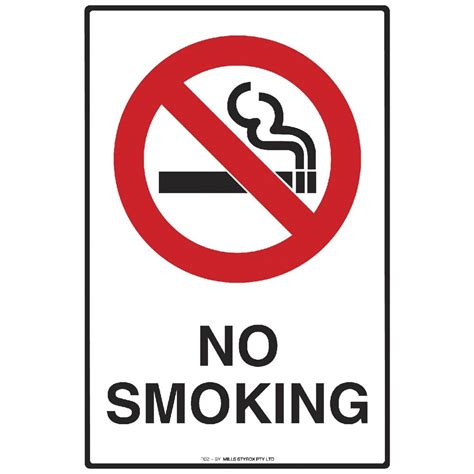 no smoking sign dimensions a4 no smoking signs to print www imgkid com the image