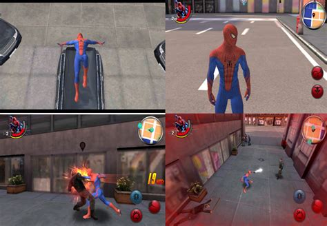 spider man game mod android the amazing spiderman ricky carmichael motocross android