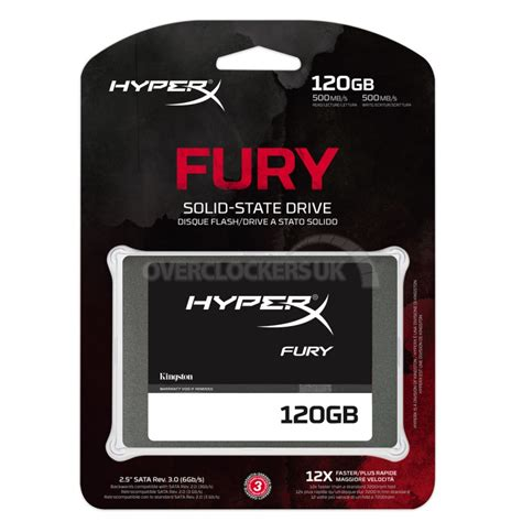 kingston hyperx fury 120gb 2 5 quot sata 6gbps so ocuk