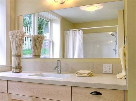 Beveled Bathroom Mirrors by 15 Collection Of Frameless Beveled Bathroom Mirrors
