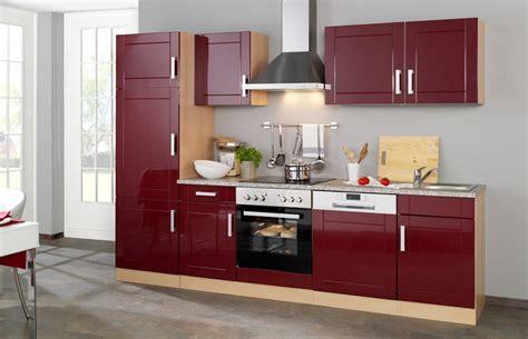billige küchenzeile g 252 nstige k 252 chenzeilen mit ger 228 ten rheumri