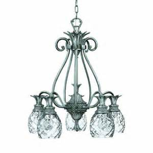 Quoizel Pineapple Chandelier Quoizel Pineapple Chandelier Chandelier