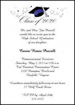 free high school graduation announcement invitation cards