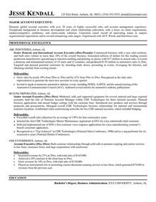 Collections Account Manager Sle Resume by Account Manager Resume Objective Best Business Template