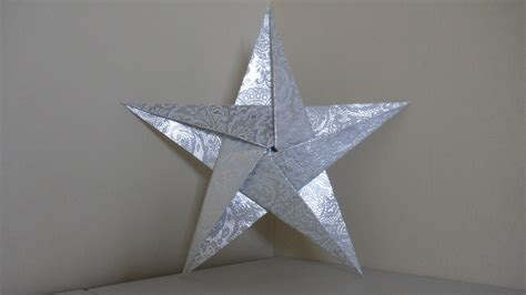 Large Origami - themed 5 pointed origami