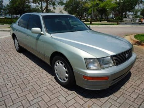 lexus ls400 1997 1997 lexus ls 400 data info and specs gtcarlot com