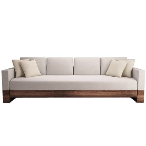 Modern Wood Sofa Ealing Contemporary Wooden Sofa Structure Modern Design Sofa