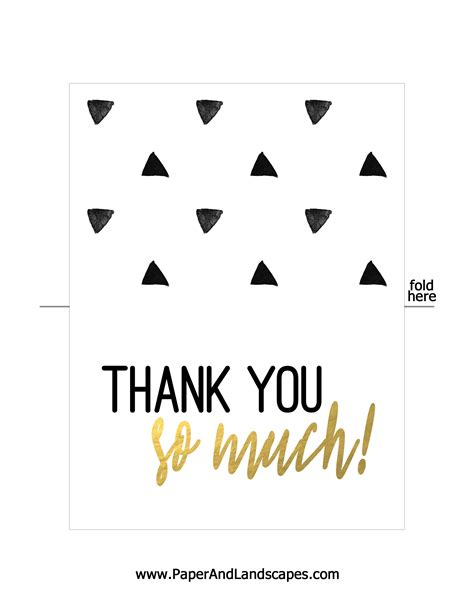 free printable thank you cards with own photo free printable thank you cards paper and landscapes