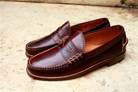 rancourt loafer so it hurts rancourt co handsewns a continuous