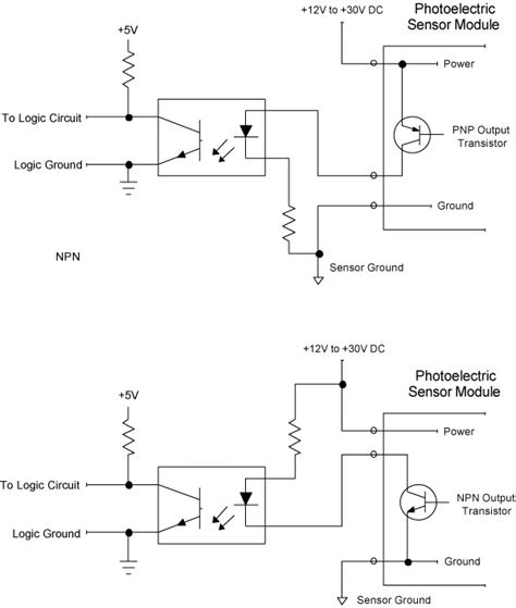 photoelectric sensor wiring diagram electronics wiring