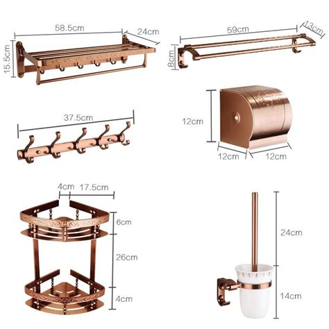 copper bathroom accessories sets find and save wallpapers