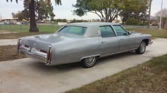 Cadillac Fleetwood Talisman For Sale Cadillac Fleetwood Talisman For Sale Cadillac Brougham