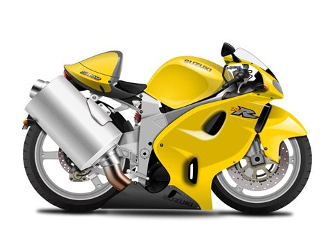 Yellow Suzuki Suzuki Tl1000r Caricature Yellow By Ronvds On Deviantart