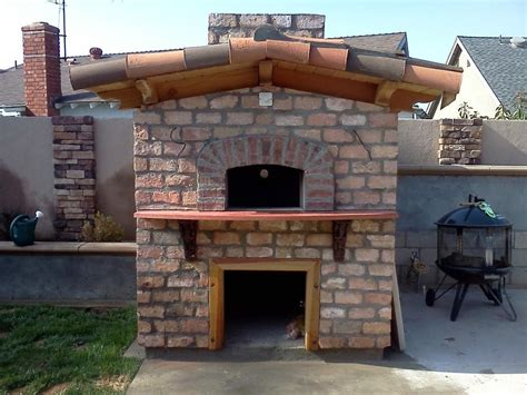pizza oven for backyard pizza oven kit quot volta quot for indoor outdoor