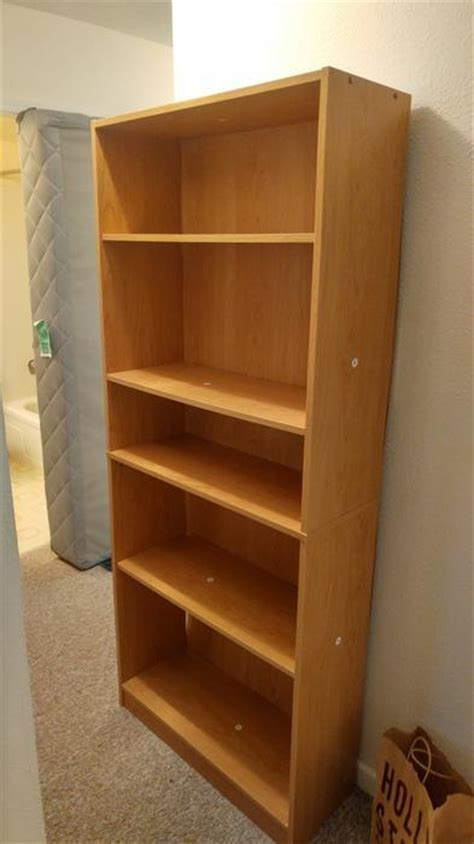 mainstays 5 shelf wood bookcase mainstays 5 shelf wood bookcase saanich