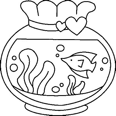 Aquarium Coloring Pages Coloringpages1001 Com Fish Tank Coloring Pages