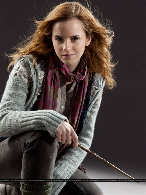 harry potter hermione new promotional pictures of emma watson for harry potter