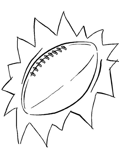 coloring pages sports football football coloring pages for kids az coloring pages