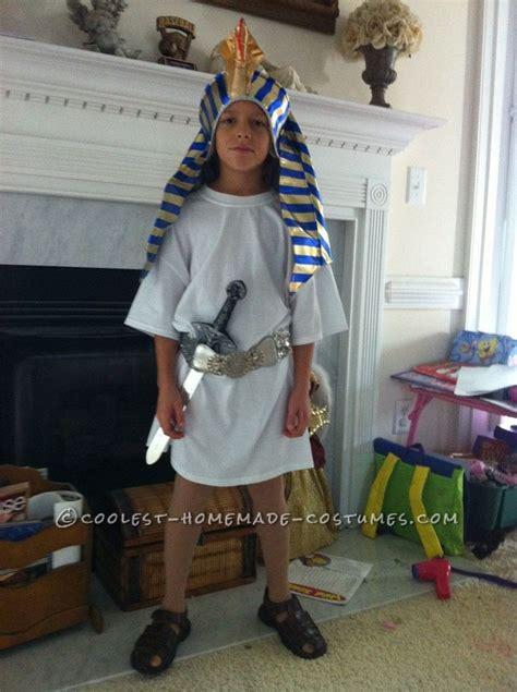 Costumes Handmade - last minute pharaoh child costume last minute