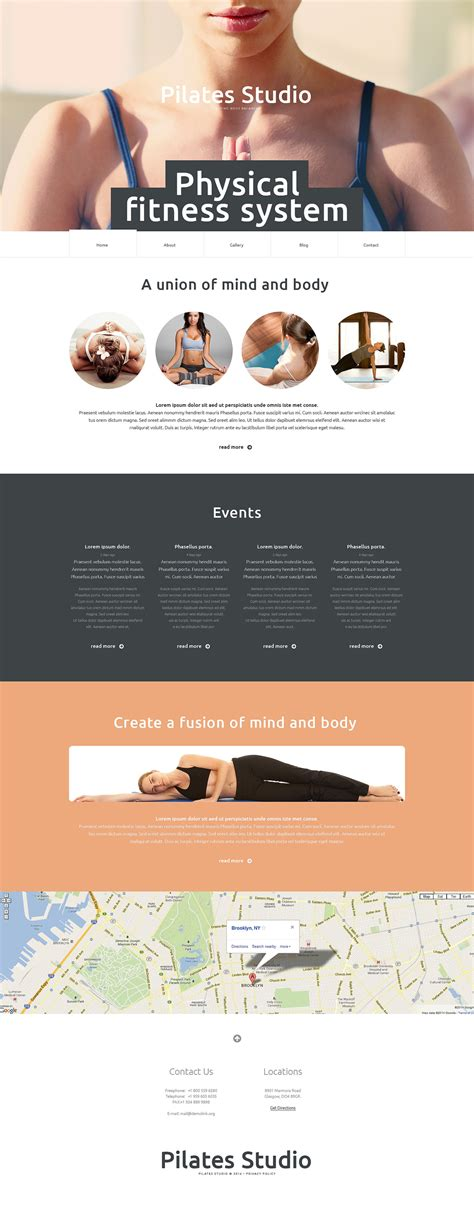 responsive website templates for yoga yoga responsive website template 49022