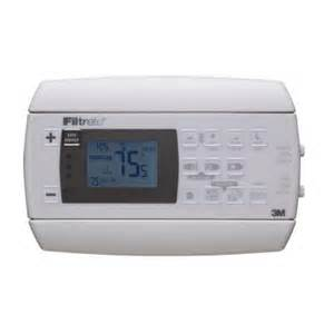 home depot thermostat filtrete 7 day programmable thermostat 3m 22 the home depot