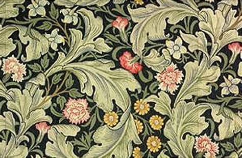 design era art nouveau la barbotina william morris