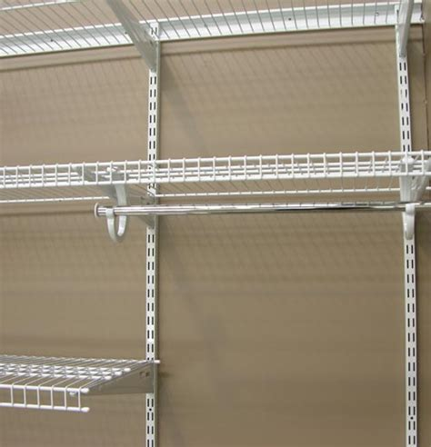 Shelf Track by Shelf Track Wardrobe World Get Organised For