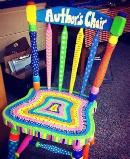Chair share chair classroom diy classroom reading chair authors