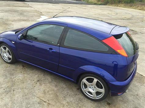 how to sell used cars 2003 ford focus on board diagnostic system used 2003 ford focus rs rs for sale in durham pistonheads