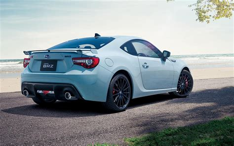 subaru sports car 2018 subaru brz sti sport previews australian bound special