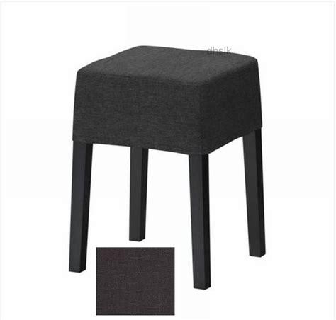 ikea nils stuhl ikea nils footstool slipcover cover sivik gray grey