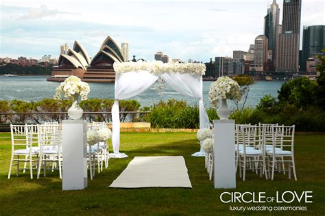 wedding ceremony western sydney dawes point park hickson road reserve wedding