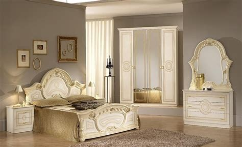 beige bedroom furniture italian beige high gloss bedroom furniture set homegenies