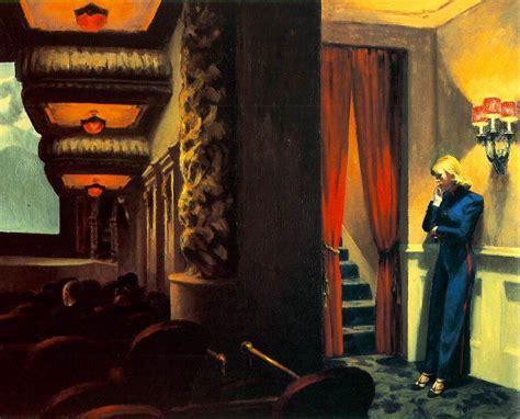 edward hopper room in new york list of works by edward hopper