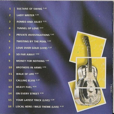 sultans of swing cd sultans of swing the best of dire straits disco 1