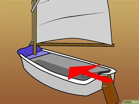 optimist zeilboot afmetingen eine optimist segeln wikihow