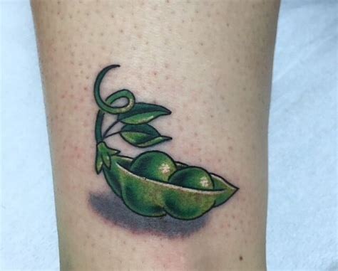 peas in a pod tattoo two peas in a pod tattoos the o jays