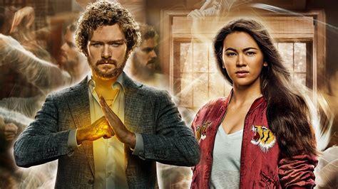 Serial Tv Iron Lengkap marvel s iron tv show 2017