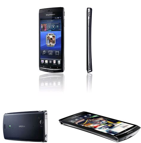 Hp Android Sony Ericsson Xperia Arc sony ericsson xperia x12 arc smartphone android midnight blue x12 eublue expansys espa 241 a