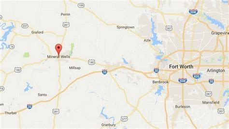 Widespread water outage hits Mineral Wells on Monday ... M Letter In Water