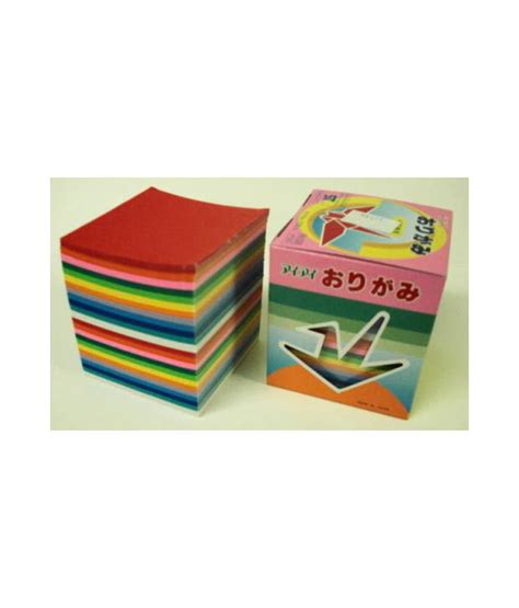 Origami Paper Weight - origami paper 1000 sheets 2 3 4 inches square buy