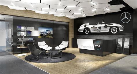 mercedes showroom interior mercedes showroom galati ro by alexandru buzatu at